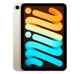 "Apple iPad Mini (2021) 8.3"" Wi-Fi + Cellular 256GB Luz das Estrelas"