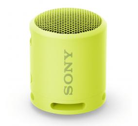 Coluna Portátil Sony SRS-XB13 Extra Bass Bluetooth Amarelo-Limão