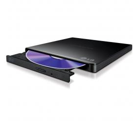 Drive Óptica Externa LG GP57EB40 DVD-RW Ultra Slim Preta