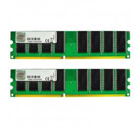 Memória RAM G.SKILL Value 2GB (1x2GB) DDR-400MHz CL3