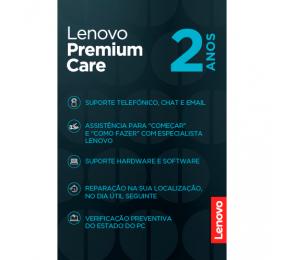 Extensão de Garantia Lenovo Premium Care 2 Anos