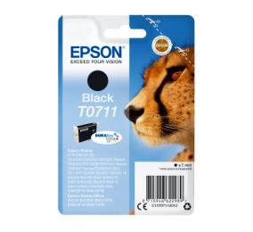 Tinteiro Epson Original T0711 DURABrite Ultra Preto