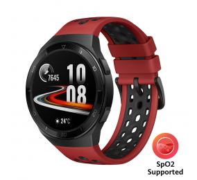 Smartwatch Huawei Watch GT2e 46mm Sport Vermelho (suporta SpO2)