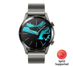 Smartwatch Huawei Watch GT 2 46mm Elite Cinzento (suporta SpO2)