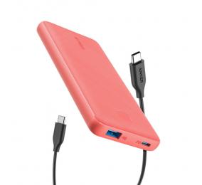 Powerbank Anker PowerCore Sense 10000 PD Fabric Vermelha