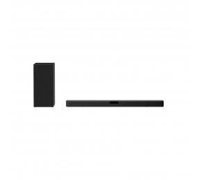 Soundbar LG SN5Y 2.1 Canais 400W High Res Audio Wireless com DTS Virtual X