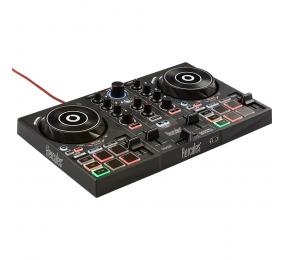 Controlador DJ Hercules DJ Control Inpulse 200