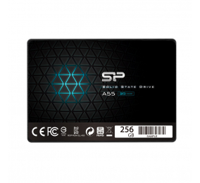 "SSD 2.5"" Silicon Power Ace A55 256GB 3D TLC SATA"