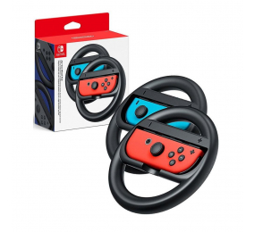 Set de 2 Volantes Nintendo Switch Joy-Con Wheel