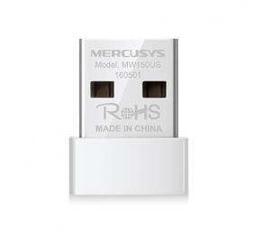 Adaptador Mercusys MW150US USB Nano Wi-Fi N150