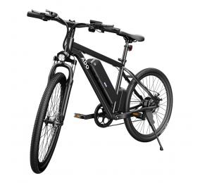Bicicleta Elétrica ADO A26 Cross-Country EBike Preta