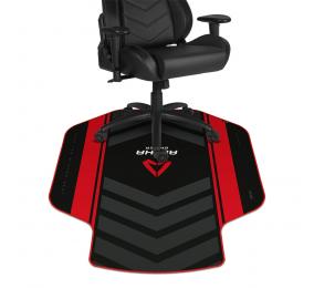 Tapete de Cadeira Alpha Gamer Decan Extended Vermelho