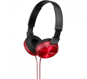 Headphones Sony MDR-ZX310 Vermelhos