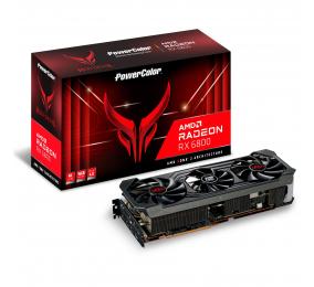 Placa Gráfica Powercolor Radeon RX 6800 Red Devil 16GB OC