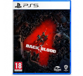 Jogo PS5 Back 4 Blood