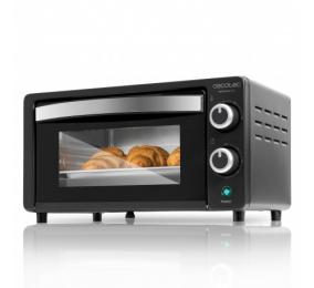Mini Forno Elétrico Cecotec Bake&Toast 450 1000W 10 Litros Preto
