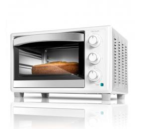 Mini Forno Elétrico Cecotec Bake&Toast 590 1500W 23 Litros Branco