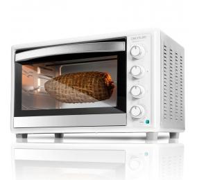 Mini Forno Elétrico Cecotec Bake&Toast 790 Gyro 2000W 46 Litros Branco