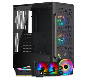 Bundle Corsair Gaming iCUE Elite RGB Pack