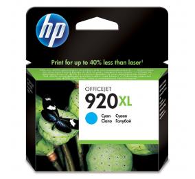 Tinteiro HP Original 920XL Ciano de Elevado Rendimento
