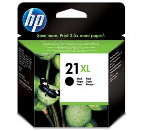 Tinteiro HP Original 21XL Preto de Elevado Rendimento