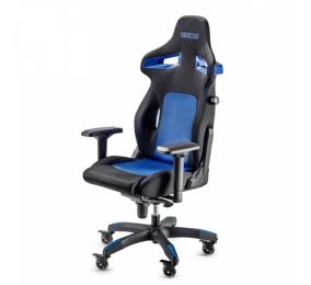Cadeira Gaming Sparco STINT Preta/Azul