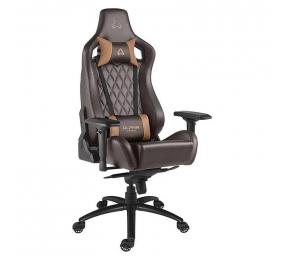 Cadeira Gaming Alpha Gamer Polaris Office Brown