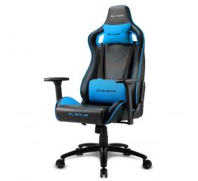 Cadeira Gaming Sharkoon Elbrus 2 Preta/Azul