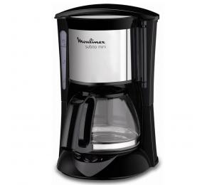 Cafeteira Moulinex Subito Inox 0.6 Litros Preta