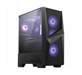 Caixa ATX MSI MAG Forge 101M RGB Preta