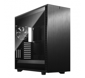 Caixa Extended-ATX Fractal Design Define 7 XL Preta Light Tempered Glass