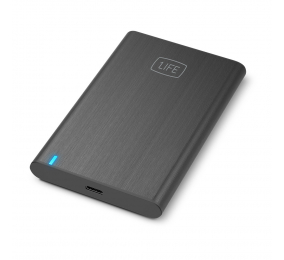 "Caixa Externa 2.5"" 1Life hd:rapid SATA USB 3.1 HDD/SSD"