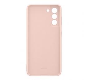 Capa Samsung Silicone Cover Samsung Galaxy S21 Rosa
