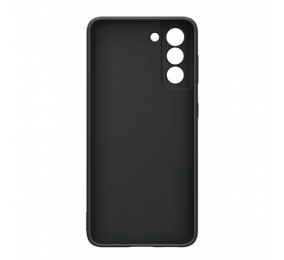 Capa Samsung Silicone Cover Samsung Galaxy S21 Preta