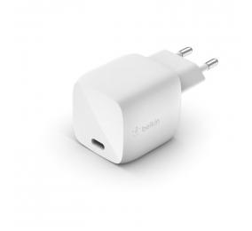 Carregador Belkin Boost Charge USB-C 30W Branco