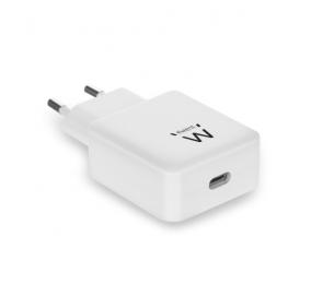 Carregador Ewent EW1315 USB Type-C 18W