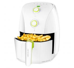 Fritadeira sem Óleo Cecotec Cecofry Compact Rapid White 900W Branca