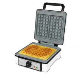 Máquina de Waffles Cecotec Fun Gofrestone Double