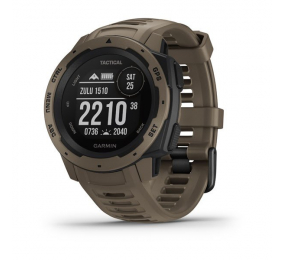 Smartwatch Garmin Instinct Tactical Castanho
