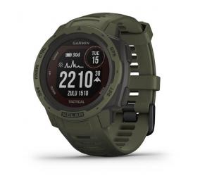 Smartwatch Garmin Instinct Solar Tactical Edition Musgo