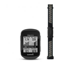 GPS Ciclismo Garmin Edge 130 Plus + Conjunto HRM (inclui HRM-Dual)