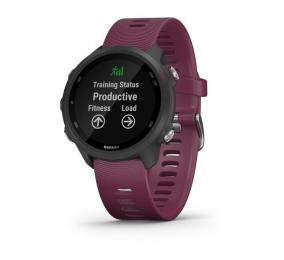 Smartwatch Garmin Forerunner 245 Bordeaux