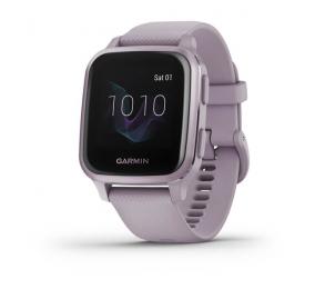 Smartwatch Garmin Venu SQ Orquídea Metalizado/Orquídea