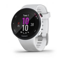 Smartwatch Garmin Forerunner 45S Branco