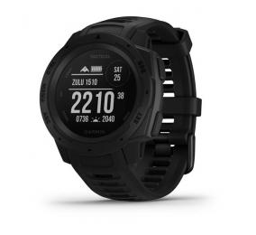 Smartwatch Garmin Instinct Tactical Edition Preto