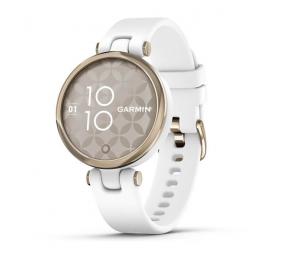 Smartwatch Garmin Lily Gold/White Sport