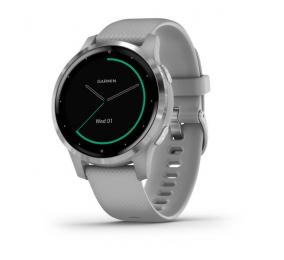 Smartwatch Garmin Vivoactive 4S Cinzento Pó/Prateado