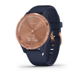 Smartwatch Garmin Vivomove 3S Rosa Rosa Dourado/Azul Marinho