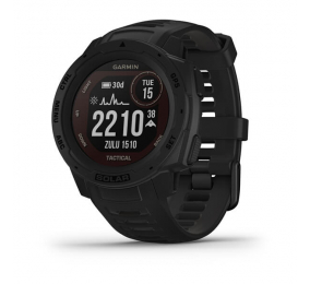Smartwatch Garmin Instinct Solar Tactical Edition Preto