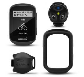 GPS Ciclismo Garmin BTT Edge 130 Plus + Conjunto para Ciclismo de Montanha